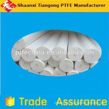 Barras redondas plásticas fluoroplásticas