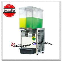 K686 16L Doppelköpfe Glas Cold & Hot Drink Dispenser