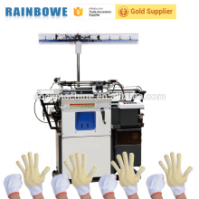 Industrial simple type knitting machine to manufactring gloves
