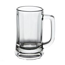Caneca de café de vidro 400ml / caneca de cerveja