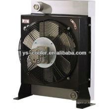 Бетононасос с вентиляторами 12v / 24v DC с вентилятором