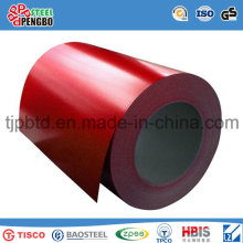 Color Coated Steel Coil Zinc Tiles Used Prepainted Steel Coil
