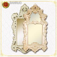 Cadre en miroir en polyuréthane (PUJK06-Y) avec haute qualité