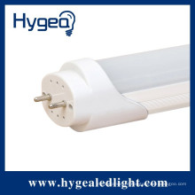 Fonte do manufactory T8 luz fluorescente, luz do tubo do diodo emissor de luz T8, tubo conduzido t8