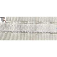 Cortina de poliéster cinta de ancho de 3 cm para decoración del hogar