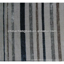 stripe polyester curtain fabric