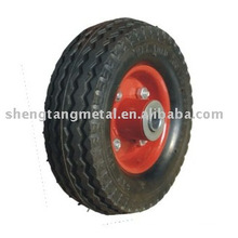rueda de goma neumática PR0601