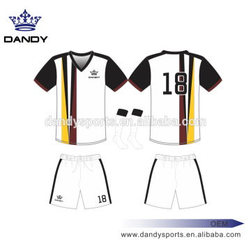 Sublimated Stripes Soccer Jerseys à vendre