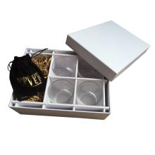 Luxury Lid and Bottom Paper cardboard beer mug gift packaging box