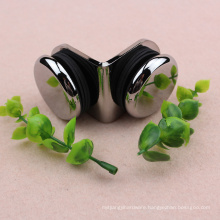 Made in China Double conection90 degree glass clamp