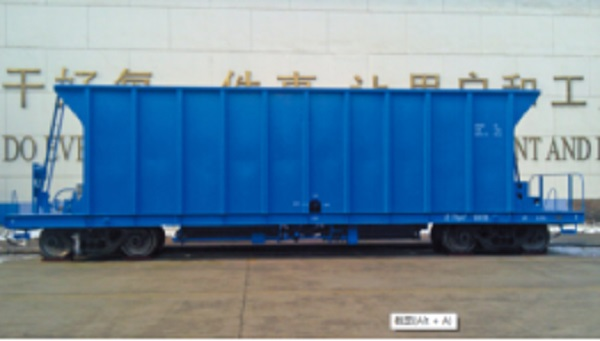Types of Railway Hopper Wagon