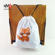 Новый дизайн прочного Non сплетенный ранец мешок