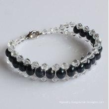 Fashion Freshwater Pearl Bracelet (EB1524-1)