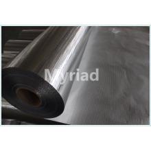 Isolation thermique Type de matériaux Scellage thermique Feuilles d'aluminium