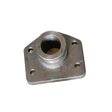 Factory Custom iron cast plate with machine hole metal panel fastener cast iron plate