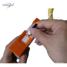 PGCLEB1 Reel-Typen Reinigungen Fiber Optic Connectors Reinigung Cassette 500 + mal Lebensdauer