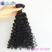 Factory Virgin Human Hair Curly Hairpieces