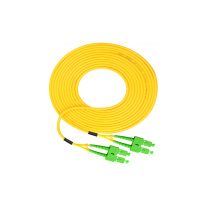 Simplex atau Duplex Fiber Optical Patch Cord