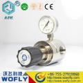 R12 1 / 2NPT Regulador de alta pressão de aço inoxidável 316L de aço inoxidável
