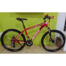 Cavalry 450 Bicicleta de montaña de aluminio MTB 24speed popular (FP-MTB-A065)