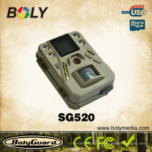 kleinste billige 85ft Entdeckung 940nm niedrig glühen IR Spiel Kamera SG520