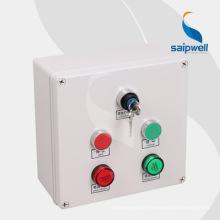 Electronic Plastic Panel Control Box with Lock