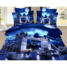 Top Selling Factory Wholesale 3D Screen Print Bed Sheets