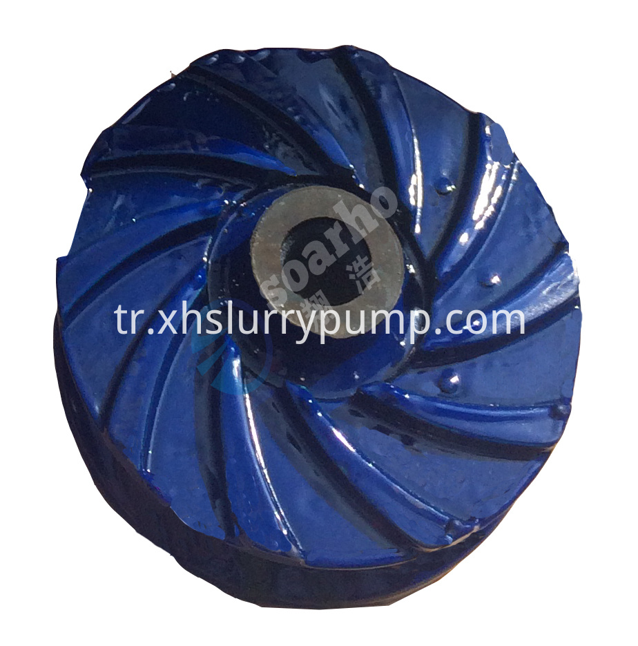 Closed Polyurethane Impeller