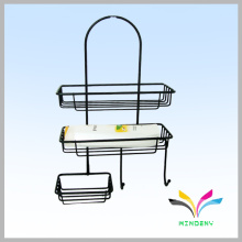 Yinjiang Factory Metal Wire Bathroom Hanging Shower Rack with competitive price