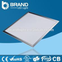 Temperatura de cor branca morna 600x600 Praça Flat LED Painel de luz de teto