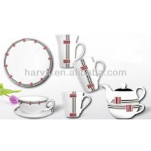 Germany Porcelain Breakfast Dinnerware Set