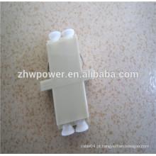 LC / UPC MM DX Fibra Óptica Fabricante Fabricante, Ceramic Sleeve