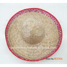Chapéu barato sombrero de palha