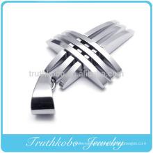 TKB-P023 Factory Price Supplying New Design Christian Jewelry Making Cross Pendants for Guys