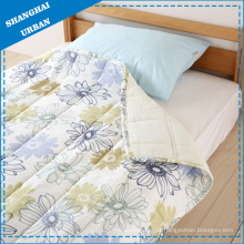 Roupa de cama e colcha 100% algodão estampado