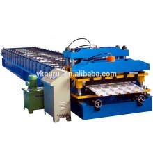 Máquina de fabricação de azulejos usados personalizada