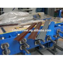 Хорошее качество Металлическая сталь Сад Дверь Забор Панель Защитная рулонная формовочная машина с лучшей ценой