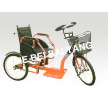 D-93 triciclos de tipo push-pull dobráveis