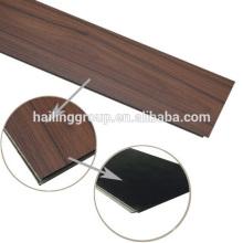Unilin cliquez sur le système de plancher de vinyle revêtement de sol en pvc