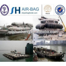 salvage airbag for sunken ships refloat and rescue
