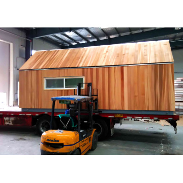 Small But Big Mobile Home