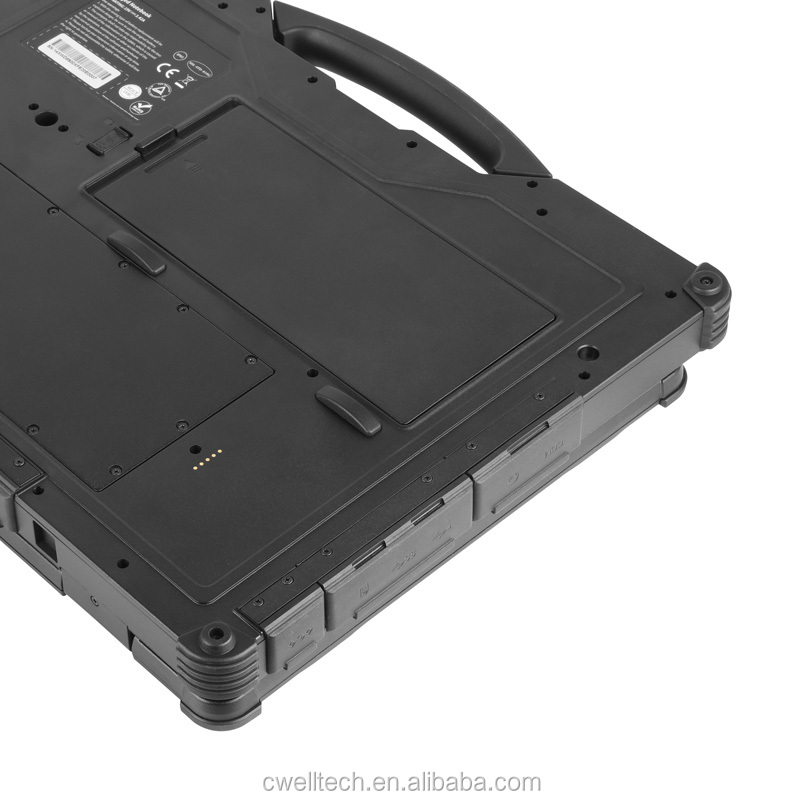 14 Inch Laptop IP65 Sunlight Readable 8GB RAM Wide Temperature Notebook