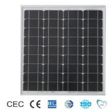 Módulo solar de 75 W para el sistema doméstico (ODA75-18-M)