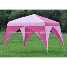 Garden patio outdoor folding iron gazebo