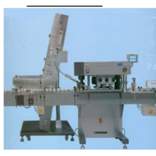 Inline aftopping Machine