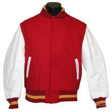 jaqueta do time de colheita de alta qualidade de moda