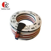 Collier de serrage de tuyau SS galvanisé rapide standard OEM/ODM