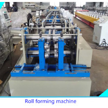 CZ purlin machine adjusted by manual