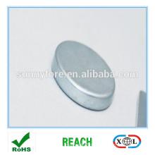 permanent disc neodymium magnet form china market