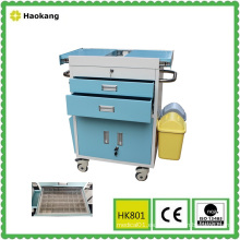 Mobiliario hospitalario para carrito de emergencia (HK801)